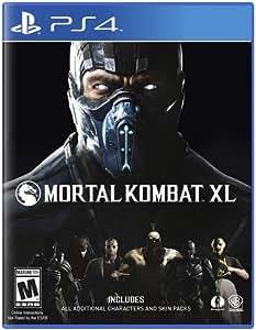 Mortal Kombat XL (輸入版:北米) - PS4