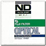 FUJIFILM 光量調整用フィルター(NDフィルター) 単品 フイルター ND 0.9 7.5X 1