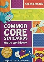 Common Core Standards Workbook (Assorted, Grades & Subjects Vary) Kindergarten Language Arts, First Grade Math, Second