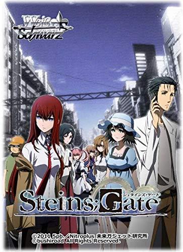 ヴァイスシュヴァルツ トライアルデッキ+(プラス) STEINS;GATE
