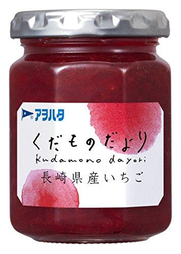 アヲハタ くだものだより 長崎県産いちご 155g