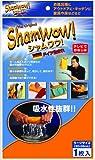 ドイツ生まれの万能クロス ShamWow (シャムワウ) ラージサイズ 1枚入