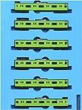 マイクロエース Nゲージ 201系体質改善工事施工車・ウグイス 6両セット A2592 鉄道模型 電車