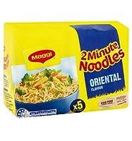 晴らしいオリエンタ2Mintue麺5個入りパック74gm