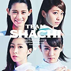 ROSE FIGHTERS♪TEAM SHACHIのCDジャケット