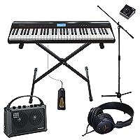 ローランド ピアノ音色内蔵 電子キーボード GO PIANO (ゴーピアノ)キーボードアンプ付き