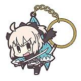 Fate/Grand Order セイバー 沖田総司 つままれキーホルダー