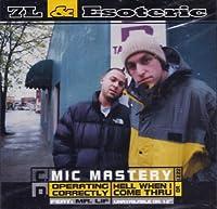 Mic Mastery B/W Operating