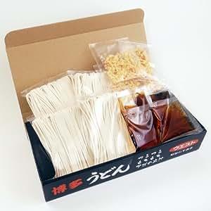 ウエスト 博多 うどん 4食入 × 3箱 セット