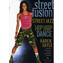 Street Fusion: Street Jazz & Hip Hop Dance [DVD] [Import]
