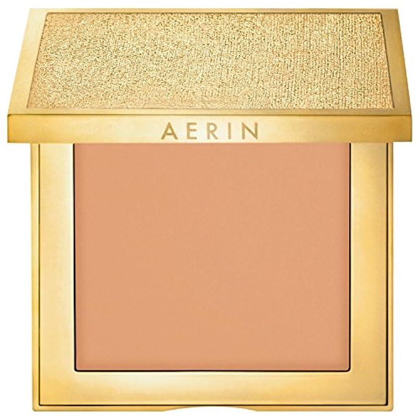 褐色電気的冊子Aerin新鮮な肌コンパクトメイクアップレベル5 (AERIN) (x2) - AERIN Fresh Skin Compact Makeup Level 5 (Pack of 2) [並行輸入品]