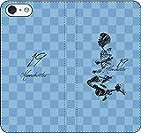 iPhone/Xperia/Galaxy/他機種選択可:サッカー/グラフィティ/へのへのもへじタッチ手帳ケース(デザイン:C_マンチェスター/19番_01) 04 iPhone6Plus/6sPlus