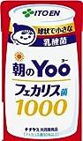 伊藤園 朝のYoo フェカリス菌1000 (紙パック) 125ml×12本