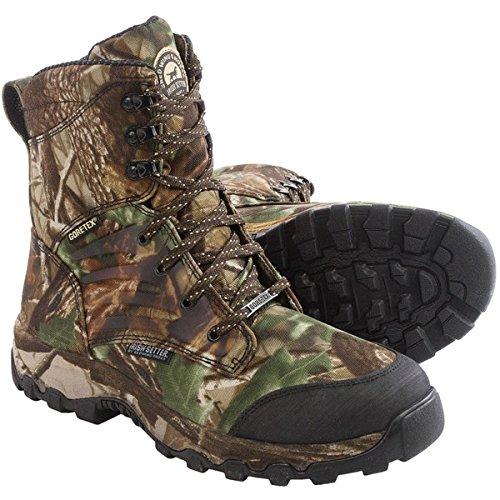 """(アイリッシュ・セッター) Irish Setter メンズ ハイキング シューズ・靴 Shadow Trek Hunting Boots - Waterproof, 9"""" 並行輸入品"""