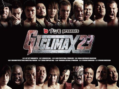 NJPW e-books 2013 G1 CLIMAX 23 新日本プロレスEbooks