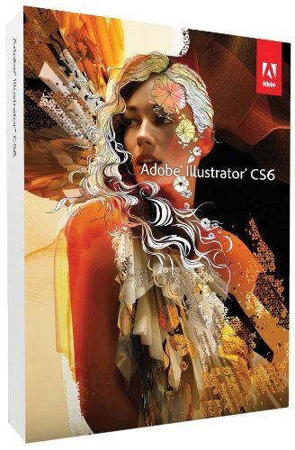 Adobe Illustrator CS6 Windows用 ダウンロード版 (最大2台まで認証可) 《海外版・日本語変更可》 [並行輸入品]