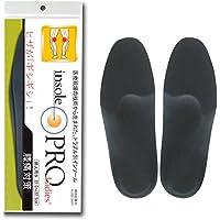 インソールプロ レディス 膝痛対策 黒 S(22~22.5cm)