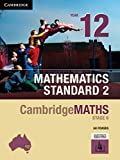 Cover of Cambridge Maths Stage 6 NSW Standard 2 Year 12