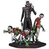 Dark Nights Metal Batman WHO Laughs & Robins DLX Statue