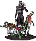 DC Collectibles Dark Nights メタル:笑うバットマン&ロビンミニオンズ デラックス像