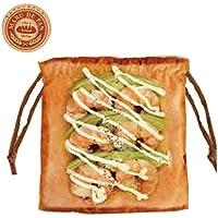 【おもしろ雑貨】まるでパンみたいなふわふわ巾着(アボガドシュリンプ) MARU DE PAN [428747]