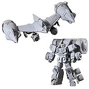 スーパーミニプラ 勇者王ガオガイガー2 フルコンプ 3個入 食玩・ガム(勇者王ガオガイガー)