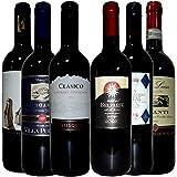 Amazon.co.jpソムリエ厳選 コスパ重視のデイリー赤ワイン6本セット 750ml×6本