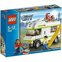 レゴ (LEGO) シティ レゴ (LEGO)の町 キャンピングカー 7639