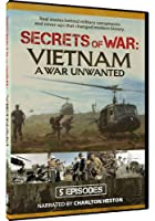 Secrets of War: Vietnam - War Unwanted [DVD] [Import]