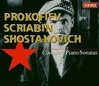 プロコフィエフ:ピアノ・ソナタ全集(5枚組)