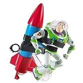 トイ・ストーリー メガアクション ロケット・ランニング バズ (V1653)