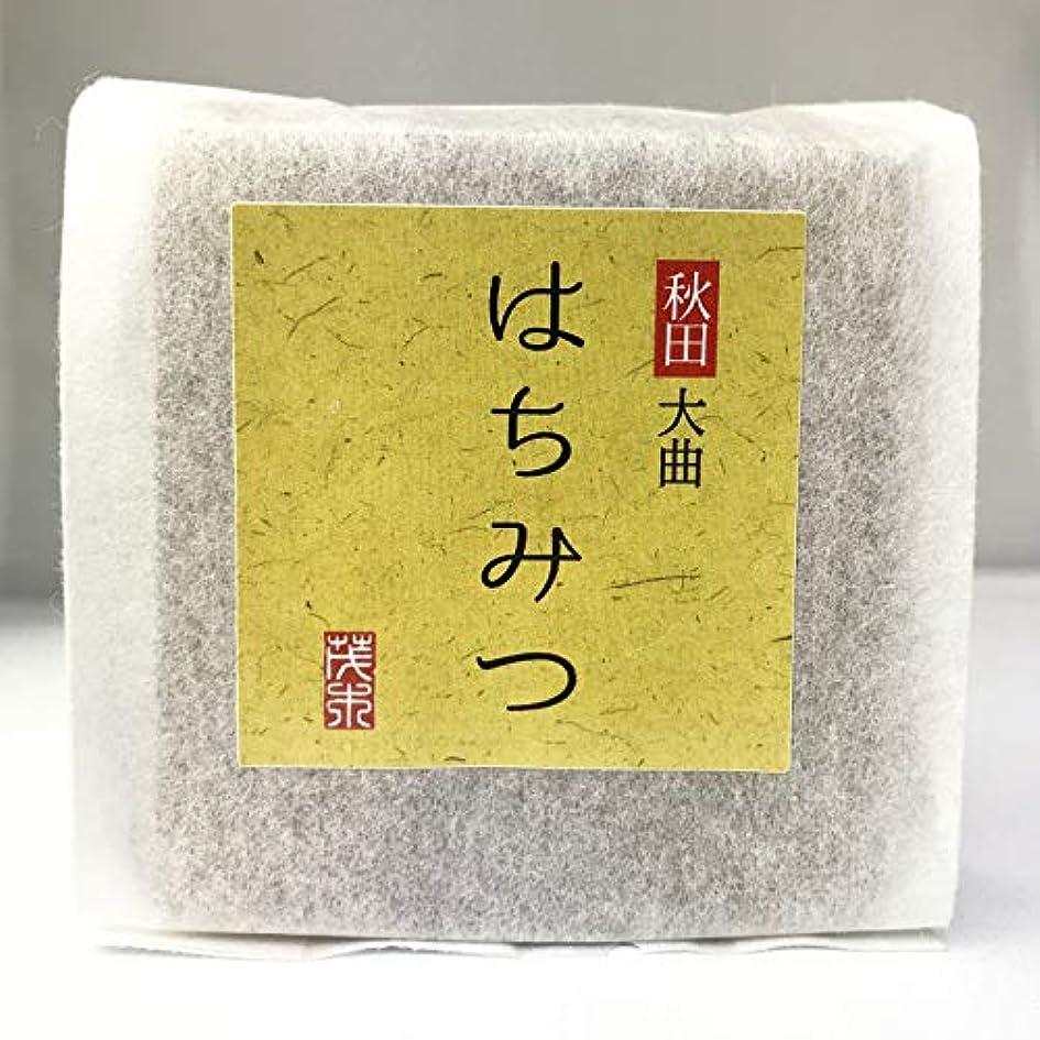 リズミカルな間規模無添加石鹸 はちみつ石鹸 100g