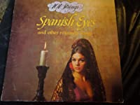 101 Strings Spanish Eyes and Other Romantic Songs Streo Lp Vinyl
