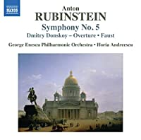 Symphony No. 5/Dmitry Donskoy-Overture/Faust Op. 6