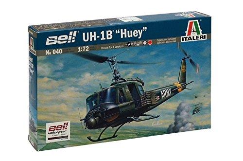 イタレリ 40 1/72 UH-1B ヒューイ