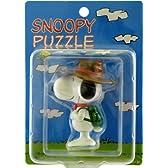 SNOOPY PUZZLE パズルNO、2(Beegle Scout) スヌーピー パズル パズルナンバーツー(ビーグルスカウト)