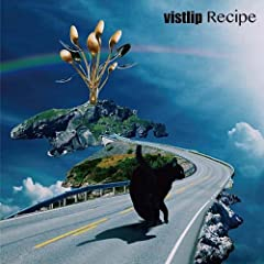 vistlip「Recipe」の歌詞を収録したCDジャケット画像