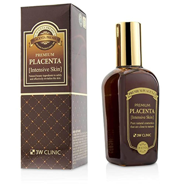 恋人泥棒祖母3Wクリニック Premium Placenta Intensive Skin 145ml/4.83oz並行輸入品