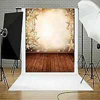 Swiftgood フォトスタジオクリスマス板ギフト子供の3 D写真の背景布