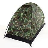 BBfield 一人用 テント 簡易 コンパクト ツーリング 災害 緊急 防水 紫外線 収納袋付