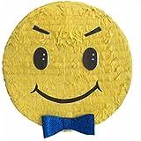 Emoticon Pinataブルーbowtie16