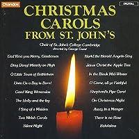 CHRISTMAS CAROLS FROM ST.JOHN'S (Import)