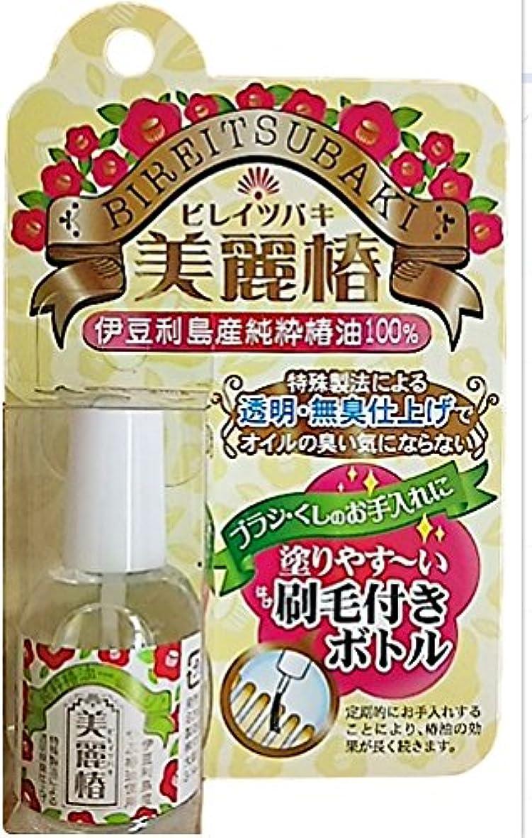 実装する液体欺美麗椿 ボトル(刷毛付き)10mL