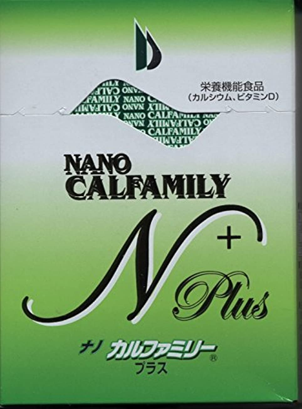 オール収束するコミュニケーションナノ カルファミリー プラス 30包 レモン味