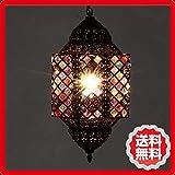 シャンデリア 1灯 NS-12403 レインボー 78972