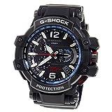 カシオ Gショック スカイコックピット メンズ 腕時計 GPW-1000-1A ブラック[逆輸入品][t-1]