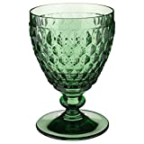 (ビレロイ&ボッホ)Villeroy&Boch ボストン グリーン  ワイングラス