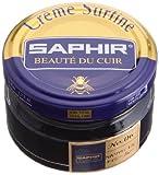 [サフィール] SAPHIR ビーズワックスファインクリーム 50ml 9550032 (ネイビーブルー)[HTRC4.1]