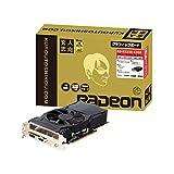 玄人志向 ビデオカードAMD RADEON RX550搭載 RD-RX550-E2GB