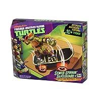 Ninja Turtles Sewer Spinnin 'Skateboard